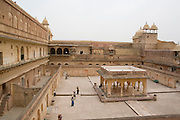 India, Rajasthan, Jaipur, Amber fort built 1592
