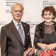 NLD/Amsterdam/20160206 - Premiere balletvorstelling Mata Hari, ..............
