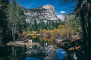 Mirror Lake, Yosemite National Park, California, USA