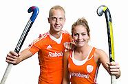 2013 Eva de Goede en Billy Bakker gaan voor Sportiviteit