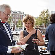 NLD/Amsterdam/20150511 - uitreiking Libris Literatuurprijs 2015, Nina Weijers