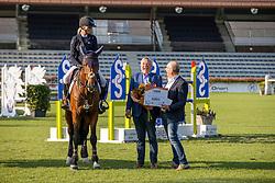 Hoogenraat Kim, NED, Jubel ES<br /> KWPN Kampioenschappen 2021<br /> Valkenswaard <br /> © Hippo Foto - Dirk Caremans<br /> 12/08/2021