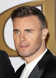 © Licensed to London News Pictures. 14/01/2015, UK. Gary Barlow, Kingsman: The Secret Service - World Film Premiere, Leicester Square, London UK, 14 January 2015, Photo credit : Richard Goldschmidt/Piqtured/LNP
