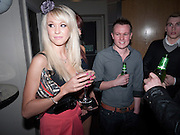 SOPHIE READE, Walkers party to launch 15 new flavours of crisps. Orchid, Coventry St. Leicester Sq. London.  29 March 2010