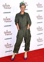 Gemma Cairney attending the Premiere of A Simple Favour held at The BFI Southbank, Belvedere Road, London. Picture credit should read: Doug Peters/EMPICS