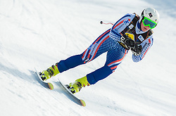 POLAK Luka  of Slovenia during Men's Super Combined Slovenian National Championship 2014, on April 1, 2014 in Krvavec, Slovenia. Photo by Vid Ponikvar / Sportida