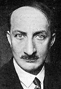 Georges-Etienne Bonnet (1889-1973) French politician, leading figure in Radical Socialist Party. As Foreign Minister 1938-1939, supported Munich Agreement and appeasement. Supported Vichy government.