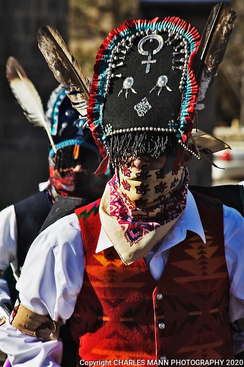 San Juan Pueblo_Ohkay Owingeh_Matachine Dancers_Espanola
