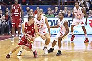 DESCRIZIONE : Milano Lega A 2013-14 EA7 Emporio Armani Milano Cimberio Varese<br /> GIOCATORE : De Nicolao Andrea<br /> CATEGORIA : Palleggio<br /> SQUADRA : Cimberio Varese<br /> EVENTO : Campionato Lega A 2013-2014<br /> GARA : EA7 Emporio Armani Milano Cimberio Varese<br /> DATA : 20/10/2013<br /> SPORT : Pallacanestro <br /> AUTORE : Agenzia Ciamillo-Castoria/I.Mancini<br /> Galleria : Lega Basket A 2013-2014  <br /> Fotonotizia : Milano Lega A 2013-14 EA7 Emporio Armani Milano Cimberio Varese<br /> Predefinita :
