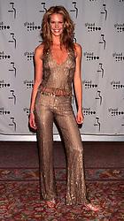 Apr 02, 2000; New York, NY, USA; SuperModel ELLE MACPHERSON @ The 11th Annual GLAAD Awards.  (Credit Image: © Nancy Kaszerman/ZUMAPRESS.com)