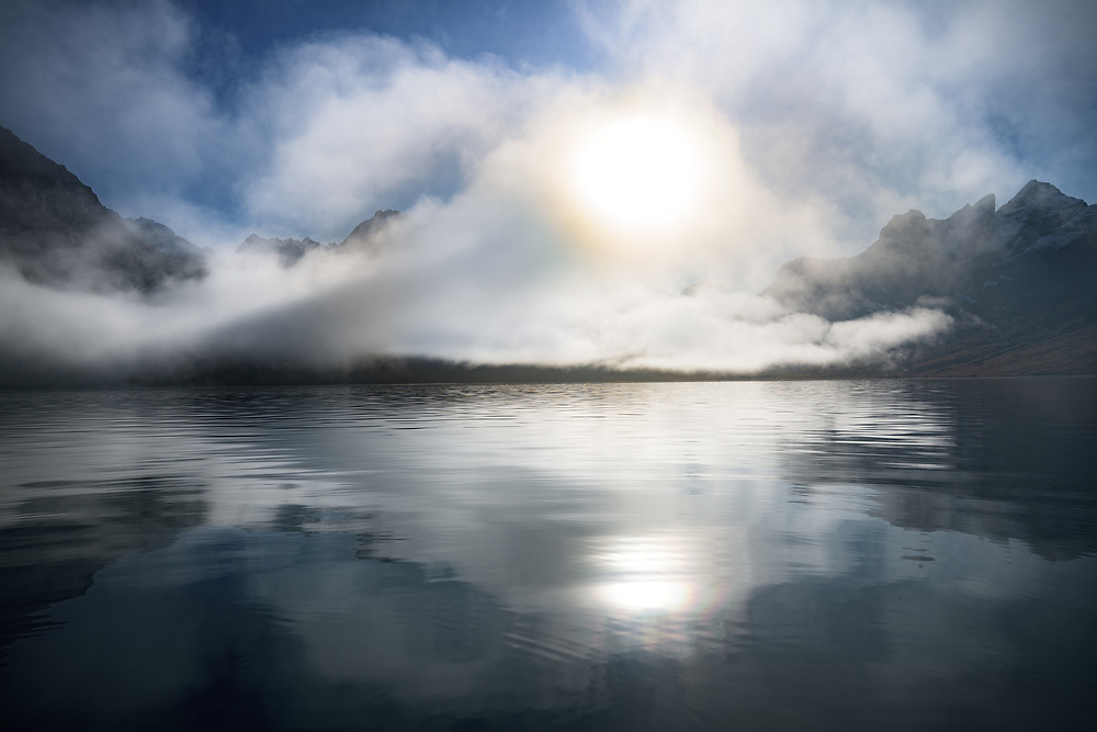 Tasersuaq Lake, South Greenland
