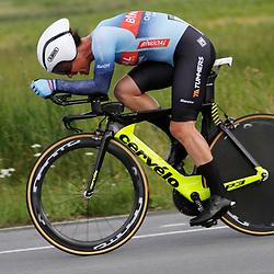 KNOKKE HEIST (BEL) July 10 CYCLING: <br /> 3th Stage Baloise Belgium tour Time Trial: Natalie van Gogh