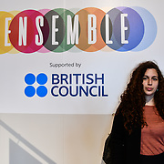 Julia Lima composer attend London Games Festival 2019: HUB at Somerset House at Strand, London, UK. on 2nd April 2019.
