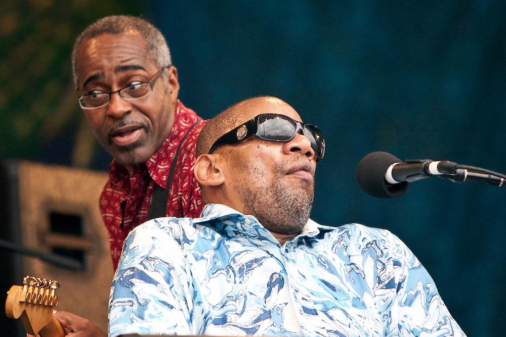Henry Butler New Orleans Jazz Festival