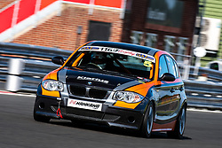 Seddon and Corfield pictured competing in the Gaz Shocks 116 Trophy. Image captured at Snetterton on July 19, 2020 by 750 Motor Club's photographer Jonathan Elsey