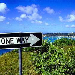 View of SANDY GROUND BAY , Anguilla Beach Scene, British West Indies Caribbean Beach Stock imagery, Anguilla British West Indies
