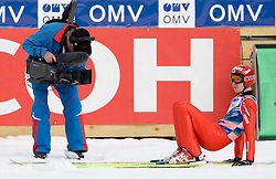 OLLI Harri, Ounasvaaran Hiihtoseura, FIN  competes during Flying Hill Team Second Round at 4th day of FIS Ski Flying World Championships Planica 2010, on March 21, 2010, Planica, Slovenia.  (Photo by Vid Ponikvar / Sportida)