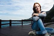 Rio de Janeiro_RJ, Brasil.<br /> <br /> Retrato da atriz Laila Zaid.<br /> <br /> Laila Zaid portrait.<br /> <br /> Foto: RODRIGO CASTRO / NITRO