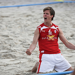 BHAN: HIGHLIGHTS: EM i Beach Handball 2013, Randers (Herrer)