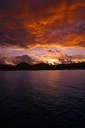 Sunrise, Easter Island (Rapa Nui), Chile<br />