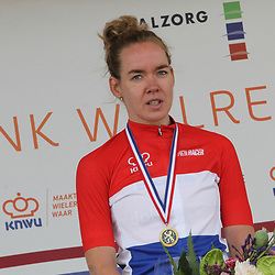 22-08-2020: Wielrennen: NK vrouwen: Drijber<br /> Anna van der Breggen