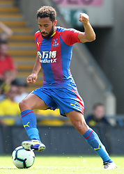 Crystal Palace's Andros Townsend during a pre season friendly match at The Kassam Stadium, Oxford