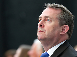 "© under license to London News Pictures. 06/03/2011: Dr Liam Fox in the audience at the Conservative Spring Forum in Cardiff.. Credit should read ""Joel Goodman/London News Pictures""."