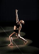 (6/6/09 Cambridge, MA) Dance for World Community. A member of the BoSoma dance company performs.(Michael Seamans)