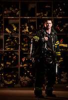 Now a sergeant in the Individual Ready Reserve of the Marines as well as a firefighter with Ladder 174, Peter is fulfilling his ambition of being a firefighter like his father.