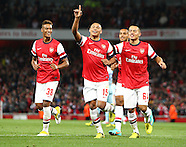 Arsenal v Coventry City 260912