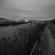 Monongahela River, Homestead, PA