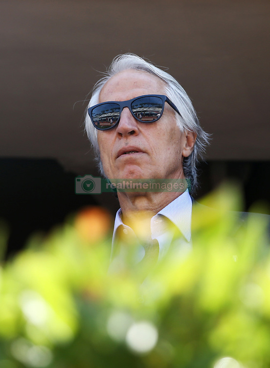 June 23, 2017 - Rome, Italy - The President of the Italian National Olympic Committee Giovanni Malago during the international swimming competition Trofeo Settecolli at Piscine del Foro Italico in Rome, Italy on June 23, 2017..Photo Matteo Ciambelli / NurPhoto  (Credit Image: © Matteo Ciambelli/NurPhoto via ZUMA Press)