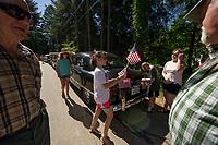 Gilmanton 4th of July parade.  ©2018 Karen Bobotas Photographer