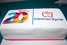 Canavan Byrne 20th Anniversary 29.08.2019