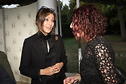 ELIF SHAFAK, party to celebrate the longlist 2019 Booker prize for fiction. . Serpentine gallery.