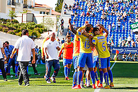 Seba / joie groupe Estoril - 10.05.2015 - Estoril Praia / Sporting  - Liga Sagres<br /> Photo : Carlos Rodrigues / Icon Sport <br /> <br />   *** Local Caption ***