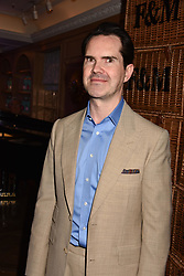 Jimmy Carr at the Fortnum & Mason Food and Drink Awards, Fortnum & Mason Food and Drink Awards, London, England. 10 May 2018.