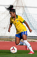 Fifa Womans World Cup Canada 2015 - Preview //<br /> Algarve Cup 2015 Tournament ( Municipal Stadium - Albufeira , Portugal ) - <br /> Brazil vs China 0-0 - Maurine Dorneles Goncalves of Brazil