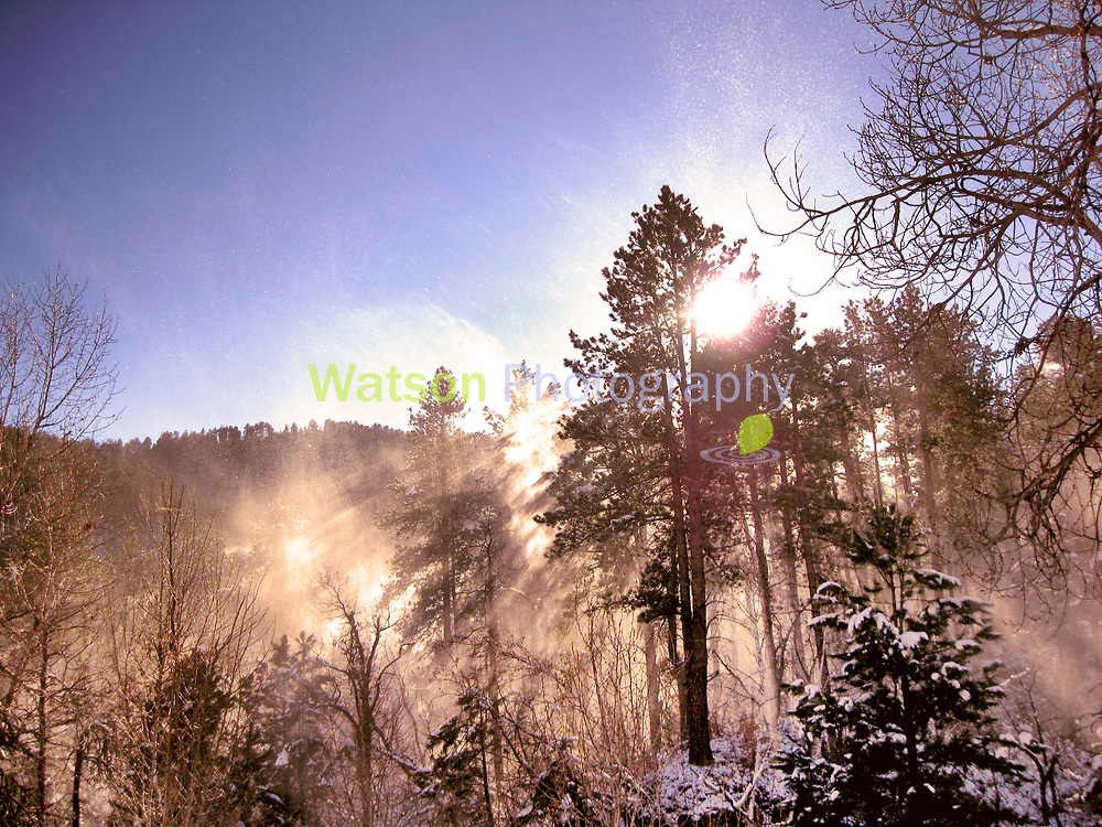 Snow Rays