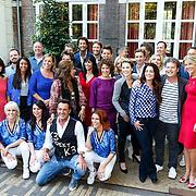 NLD/Amsterdam/20150820 - Najaarspresentatie SBS 2015, groepsfoo