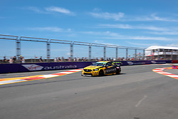 October 19, 2018 - Gold Coast, QLD, U.S. - GOLD COAST, QLD - OCTOBER 19: Tim Slade in the Freightliner Racing Holden Commodore during Friday practice at The 2018 Vodafone Supercar Gold Coast 600 in Queensland on October 19, 2018. (Photo by Speed Media/Icon Sportswire) (Credit Image: © Speed Media/Icon SMI via ZUMA Press)