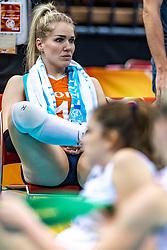 16-10-2018 JPN: World Championship Volleyball Women day 17, Nagoya<br /> Netherlands - China 1-3 / Kirsten Knip #1 of Netherlands
