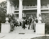 1917 Women at the Hollywood Studio Club  on Carlos Ave.