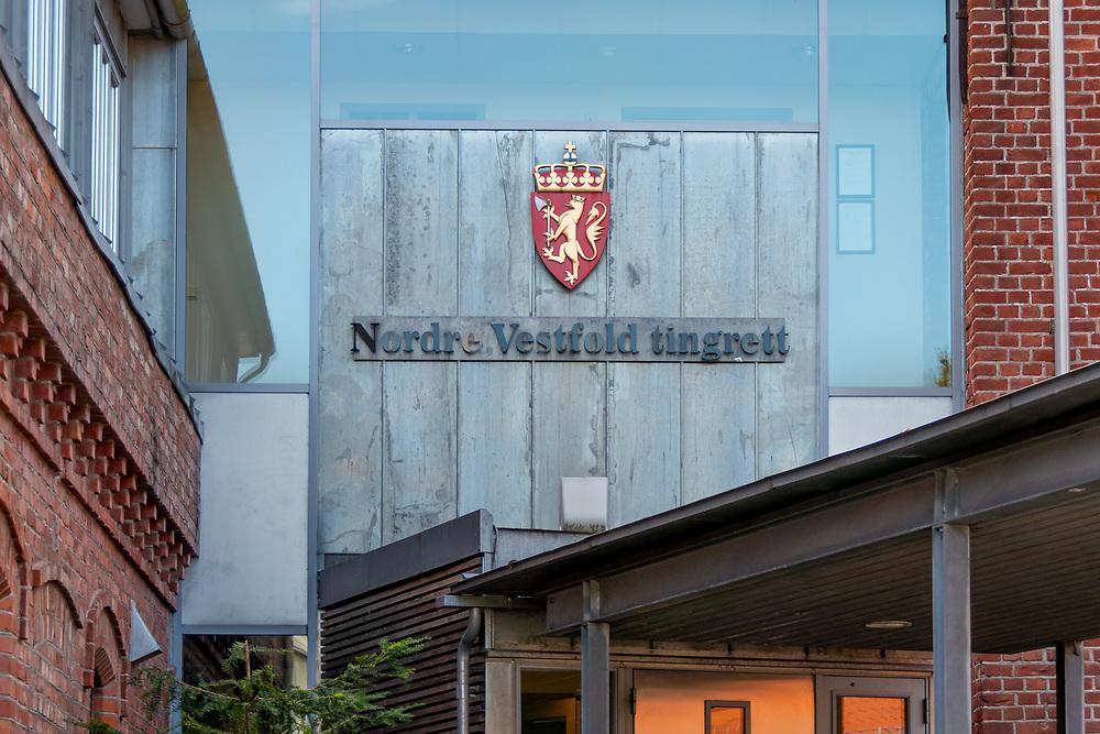 Nordre Vestfold tingrett er en førsteinstansdomstol under Agder lagdømme. Tingretten ligger i Horten i Vestfold og dekker kommunene Holmestrand, Horten og Re. Nordre Vestfold tingrett erstattes av Vestfold tingrett fra 2019.