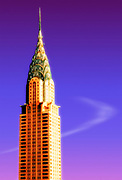 Chrysler Building, IllustrationManhattan, New York