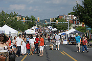 West Reading Summer Street Arts Festival, Berks Co., PA