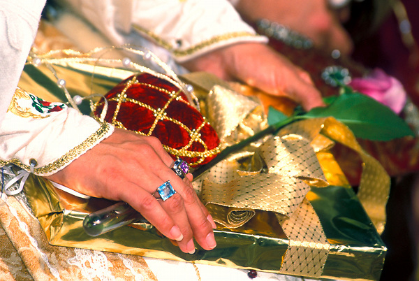 Stock photo of a close up of a woman holding a scepter and gift at the Texas Renaissance Festival in Plantersville Texas