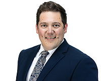Headshots of Nicholas Bosanac in Hamilton, ON on Thursday, September 3, 2020. All images were taken while following social distancing protocols. Michael P. Hall/michaelphall.ca