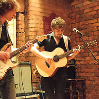 Aaron Wright  performing live at FrankFest, Jabez Clegg, Manchester, 2012-03-31