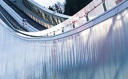 31.12.2017, Olympiaschanze, Garmisch Partenkirchen, GER, FIS Weltcup Ski Sprung, Vierschanzentournee, Garmisch Partenkirchen, Training, im Bild Vojtech Stursa (CZE) // Vojtech Stursa of Czech Republic during his Practice Jump for the Four Hills Tournament of FIS Ski Jumping World Cup at the Olympiaschanze in Garmisch Partenkirchen, Germany on 2017/12/31. EXPA Pictures © 2017, PhotoCredit: EXPA/ Jakob Gruber
